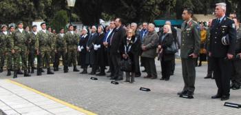Επιμνημόσυνη δέηση στο στρατιωτικό κοιμητήριο της Βέροιας από την ΙΜΠ