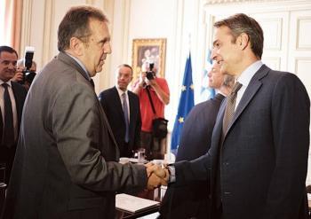 Στην εκτελεστική γραμματεία της Νέας Δημοκρατίας ο Γιώργος Καρανίκας!