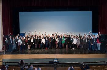 Πραγματοποιήθηκε από τη Eurobank η τελετή βράβευσης των αριστούχων μαθητών στη Βέροια