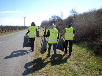 Έδρασε και πάλι η ομάδα εθελοντών καθαριότητας Βέροιας!