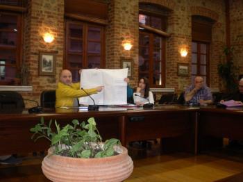 Θετική γνωμοδότηση στο μοναδικό θέμα συζήτησης της χθεσινής συνεδρίασης της Κοινότητας Βέροιας