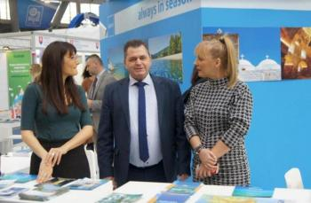 K.Καλαϊτζίδης από τη διεθνή τουριστική έκθεση του Βελιγραδίου : «Η τουριστική προβολή της περιοχής μας παραμένει ψηλά στις προτεραιότητές μας»