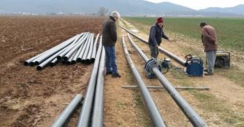 1.764.000€ για κλειστό, υπό πίεση αρδευτικό δίκτυο δημιουργεί ο Δήμος Βέροιας στον οικισμό Μέσης