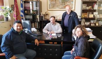 Εκσυγχρονίζεται το δίκτυο ύδρευσης στο Μακροχώρι του Δήμου Βέροιας