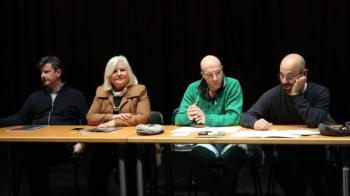 Αύριο η πρεμιέρα της παράστασης «Ανθισμένες ροδακινιές - johatsu» στο Χώρο Τεχνών
