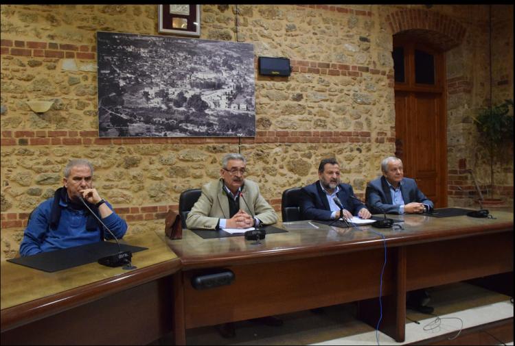 Από την επίσκεψη Κεγκέρογλου στο Δημαρχείο Βέροιας….