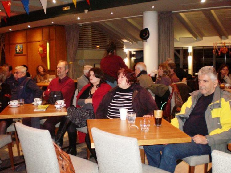 Ενημερωτική εκδήλωση για την κοινωνική ασφάλιση πραγματοποιήθηκε από την ΕΛΜΕ Ημαθίας