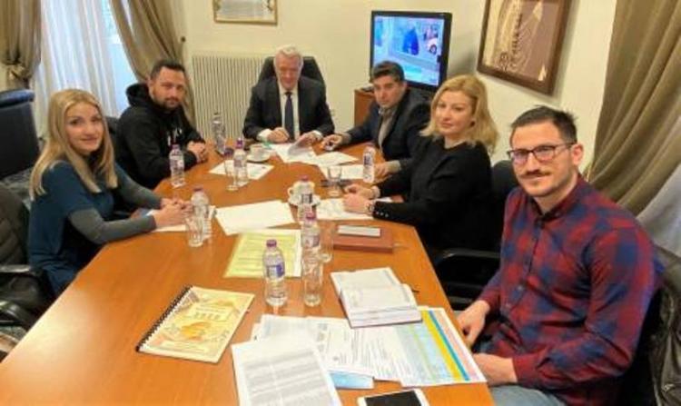 Σύσκεψη της Γνωμοδοτικής Επιτροπής Προστασίας Δημόσιας Υγείας και Υγιεινής του Δήμου Αλεξάνδρειας