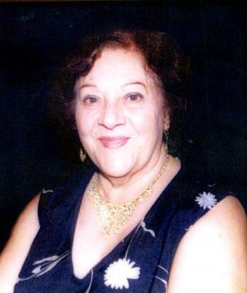 Σε ηλικία 76 ετών έφυγε από τη ζωή η ΜΑΡΙΑ ΙΩΑΝ. ΠΕΠΟΝΗ