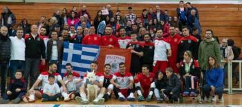 Νάτοι νάτοι οι πρωταθλητές! - Στη Volley League την επόμενη σεζόν ο Φίλιππος Βέροιας