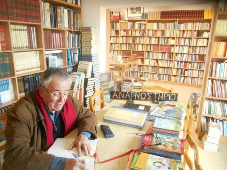 Η Άνοιξη φέρνει βιβλία, ευώδη χρώματα αναγνώσεων στη Βιβλιοθήκη Γιαννακοχώριου