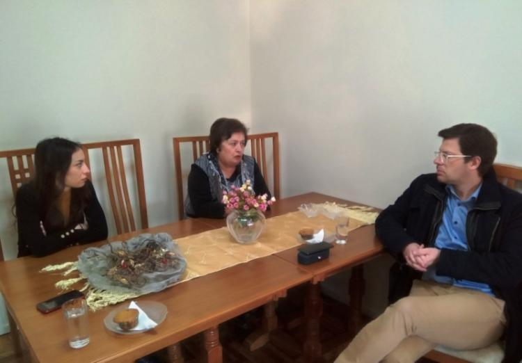 Επίσκεψη του πρώην Υφ. Μεταναστευτικής πολιτικής Α. Τόλκα στο Σύλλογο Κοινωνικής Παρέμβασης «Έρασμος»