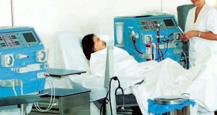 Ολοκληρωμένη μονάδα υγείας αποτελεί το νεφρολογικό τμήμα του Νοσοκομείου Βέροιας