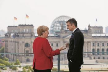Προσφυγικό: Συνάντηση Μητσοτάκη – Μέρκελ σήμερα στο Βερολίνο