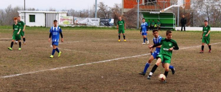 Με 2-0 επικράτησε η εφηβική ομάδα Κ 16 του Αγροτικού Αστέρα επί της αντίστοιχης ομάδας του Αστέρα Αλεξάνδρειας