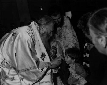 Θεία Κοινωνία πηγή σωτηρίας - Γράφει ο Παύλος Α. Κυρατσής