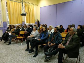 «ΣΧΟΛΙΚΗ ΒΙΑ»: Μια ενδιαφέρουσα ομιλία στο Δημοτικό Σχολείο Σταυρού