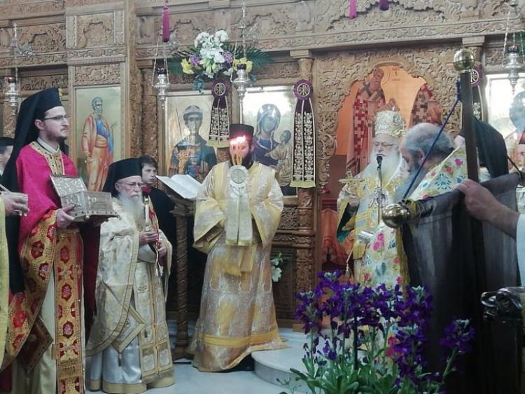 Η Νάουσα τίμησε την Κυριακή της Ορθοδοξίας και την 198η επέτειο της κήρυξης της επανάστασης της