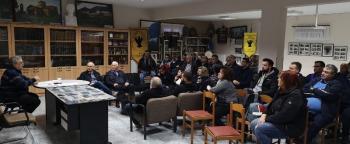 Σύσταση επιτροπής στήριξης, με υλικοτεχνική υποδομή, των αστυνομικών της Ημαθίας που επιχειρούν στον Έβρο