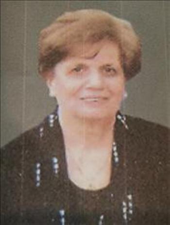 Σε ηλικία 80 ετών έφυγε από τη ζωή η ΑΙΚΑΤΕΡΙΝΗ Ν. ΜΑΚΗ