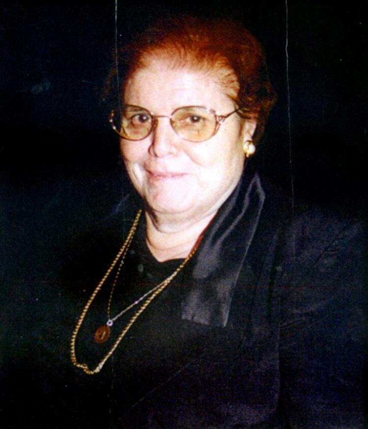 Σε ηλικία 82 ετών έφυγε από τη ζωή η ΑΝΑΣΤΑΣΙΑ ΓΕΩΡ. ΔΗΜΑΚΟΥ