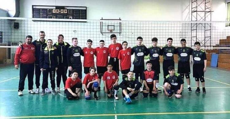 Πρώτο επίσημο παιχνίδι αγοριών του ΓΑΣ Αλεξάνδρεια μετά από 27 χρόνια με νίκη 3-0!!!