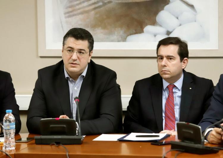 Στο επίκεντρο το σχέδιο της κυβέρνησης για τη διαχείριση της μεταναστευτικής κρίσης στη συνεδρίαση του Δ.Σ. της ΕΝΠΕ