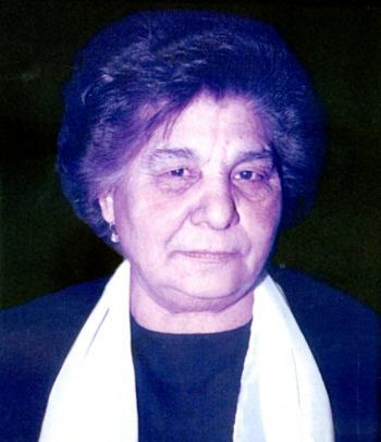 Σε ηλικία 83 ετών έφυγε από τη ζωή η ΘΑΛΕΙΑ ΟΔ. ΤΕΓΟΥ