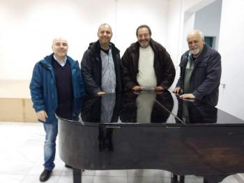 Το Μουσικό Σχολείο Βέροιας ευχαριστεί θερμά το «Ωδείο Δημητρίου»