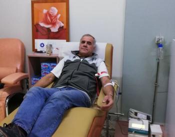 Δίνουμε αίμα, τώρα που οι ανάγκες είναι περισσότερες!