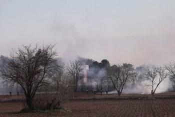Νέα επεισόδια στον Έβρο – Πετροπόλεμος και δακρυγόνα