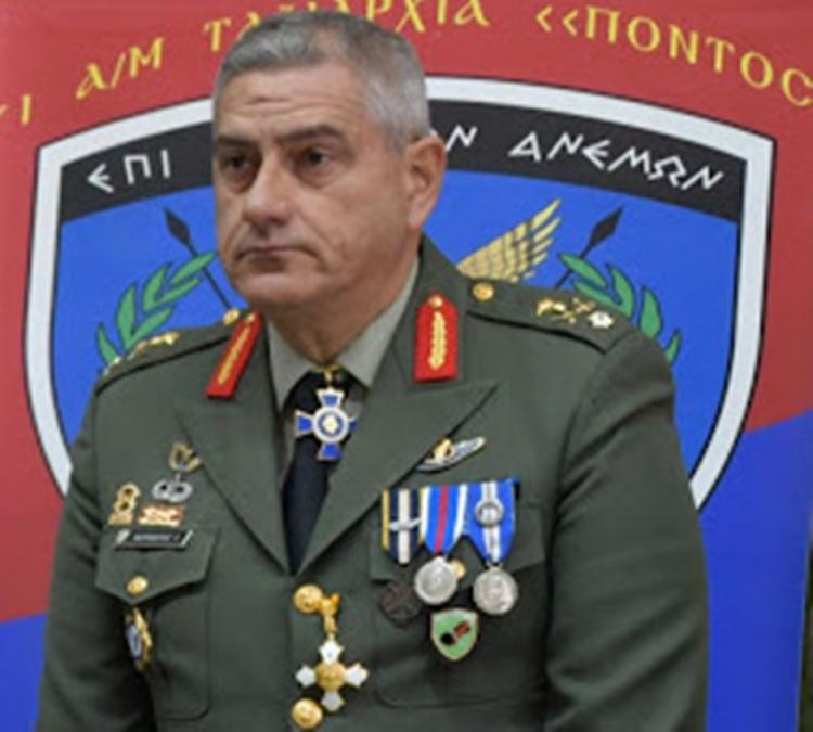Σε υποστράτηγο προήχθη ο νυν υποδιοικητής της ΙΜΠ, Ταξίαρχος Πάρις Καπραβέλος