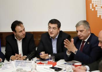 Κοινή συνεδρίαση Εκτελεστικών Επιτροπών ΕΝΠΕ-ΚΕΔΕ