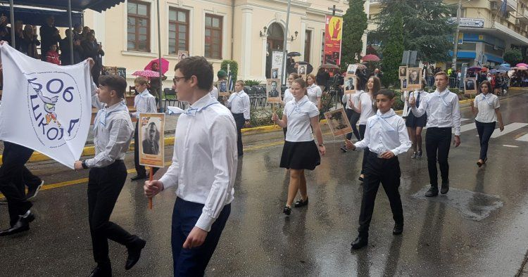 Χωρίς εκπρόσωπο της κυβέρνησης ο εορτασμός της 28ης Οκτωβρίου στη Βέροια