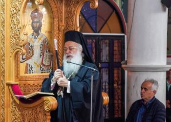 Μέγα Απόδειπνο στον Ιερό Ναό των Αγίων Κωνσταντίνου και Ελένης και Αγίου Νικοδήμου Βεροίας