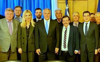 Ο Χρήστος Γιαννακάκης πρόεδρος της εθνικής διεπαγγελματικής οργάνωσης φρούτων-πυρηνόκαρπων και αχλαδιών