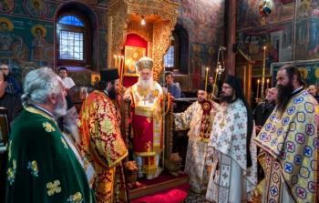 Η εορτή του Αγίου Γρηγορίου του Παλαμά στη Σκήτη Βεροίας