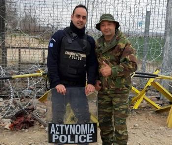 Μαζί Ειδικές Δυνάμεις και Αστυνομικοί από την Ημαθία στον Έβρο