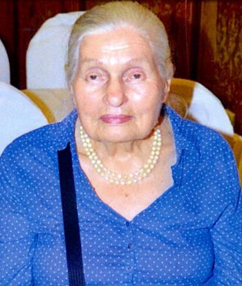 Σε ηλικία 86 ετών έφυγε από τη ζωή η ΑΝΝΑ ΣΤΕΦ. ΑΚΡΙΒΟΠΟΥΛΟΥ