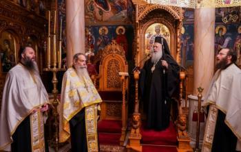 Γ΄ Κατανυκτικός Εσπερινός στην Ιερά Μονή Παναγίας Δοβρά Βεροίας