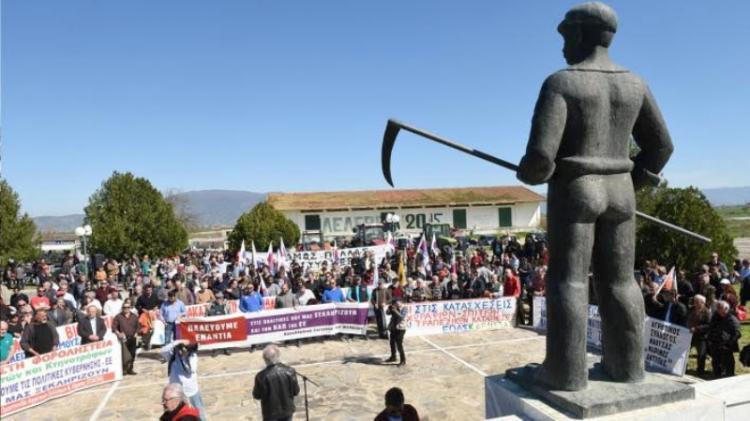 Α.Σ.«Μαρίνος Αντύπας» : Ματαίωση του αγροτικού συλλαλητηρίου στο Κιλελέρ