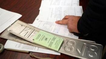 Επιστροφή πινακίδων και αδειών οδήγησης και κυκλοφορίας, ενόψει των προληπτικών μέτρων κατά της διασποράς του κορωνοϊού