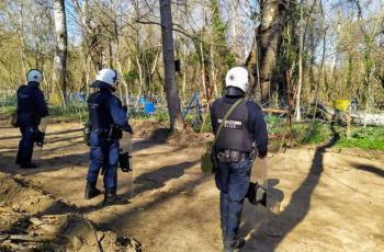 Επί των επάλξεων οι Ημαθιώτες αστυνομικοί στον Έβρο