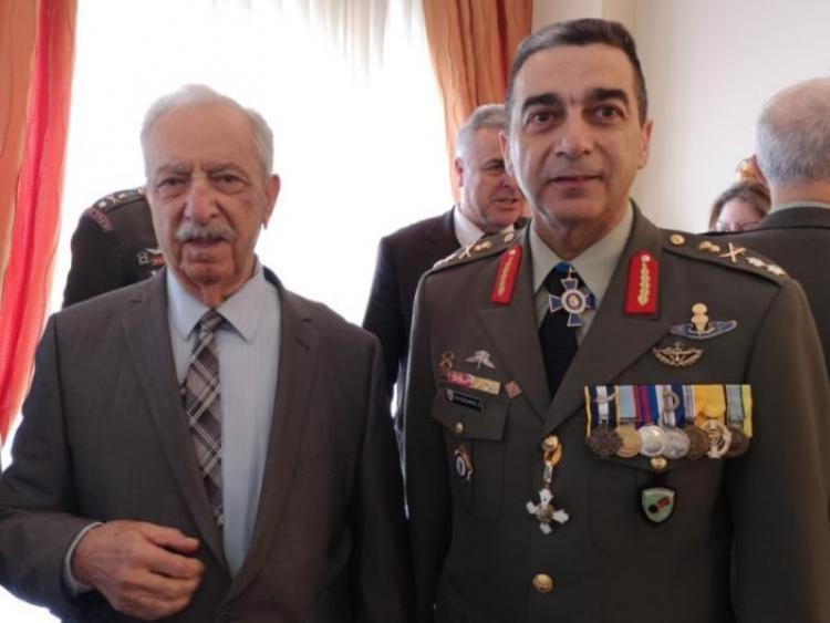 Οι θερμές ευχαριστίες του Στρατηγού Κολοκούρη στον υπέροχο λαό της Βέροιας!