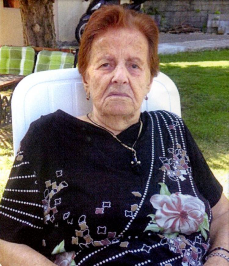 Σε ηλικία 88 ετών έφυγε από τη ζωή η ΣΟΦΙΑ ΑΝ. ΓΑΝΟΠΟΥΛΟΥ
