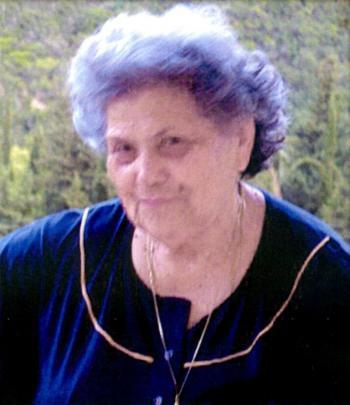 Σε ηλικία 93 ετών έφυγε από τη ζωή η ΕΥΦΡΟΣΥΝΗ ΓΕΡ. ΠΑΥΛΑΤΟΥ