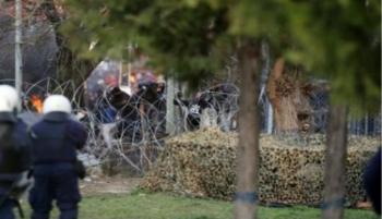 Εύξεινος Λέσχη Βέροιας : Στήριξη σε όσους συνδράμουν στη φύλαξη των συνόρων της πατρίδας μας