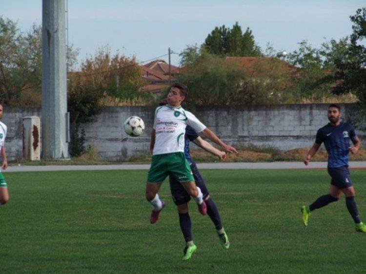 Μία νίκη, μία ισοπαλία και μία ήττα για τις ομάδες της Ημαθίας στη Γ' Εθνική ερασιτεχνική κατηγορία