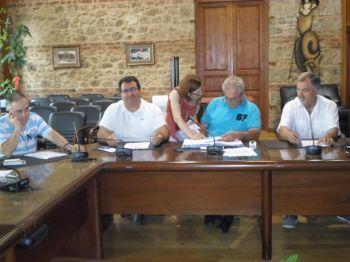 Συνεδρίασε η Οικονομική Επιτροπή Δήμου Βέροιας με 32 τακτικά και 6 έκτακτα θέματα