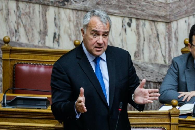 Μ. Βορίδης : «Είμαστε αμείλικτοι στη μάχη για την προστασία της δημόσιας υγείας»